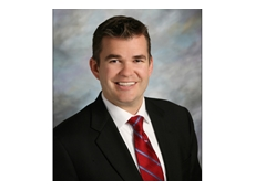Valmont's new Vice President & General Manager of International Irrigation, Aaron Schapper