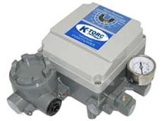 ALP-1000 series E-P valve positioners