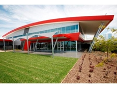 The Coca Cola Distribution Centre in Eastern Creek, NSW, built by Vaughan Constructions