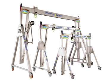 Gantry Family by Vector Lifting