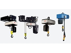 Electric and Pneumatic Hoists by Vector Lifting
