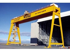 Industrial Gantry Cranes from Vector Lifting