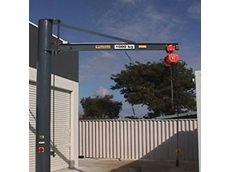 Jib Cranes and Hoists From Vector Lifting
