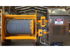 Vector Lifting - Take Up Winches