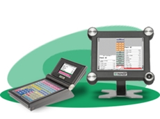 Low Footprint Vectron POS System