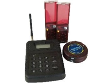 Patron Pager to use in hospitality venues