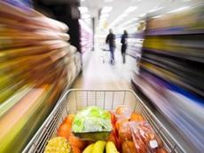 Supermarket POS system