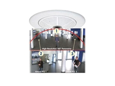 Vectron's new panoramic CCTV systems can monitor activity in all areas of a room
