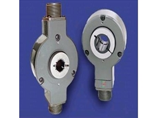 Dynapar brand Series HS35 sealed hollowshaft encoders from Veederline