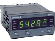 Dynapar S428A digital panel indicator