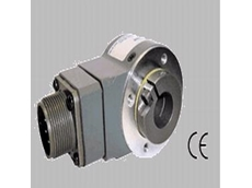 Dynapar brand Series HS20 sealed hollowshaft encoder from Veederline