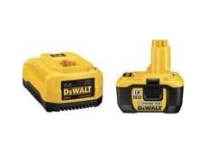 DeWalt DC9180C 18V battery packs