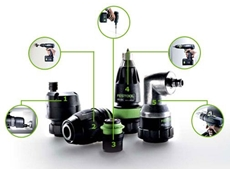 The T+3-Series cordless drills