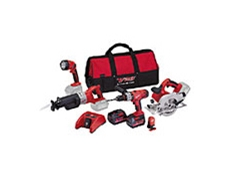 Milwaukee v28 lithium power packed cordless tool range from VEK Tools