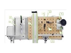 The FESTOOL multifunction table MFT 3