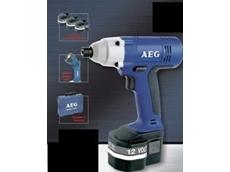AEG 12V Impact Driver cordless drill