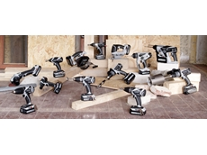 Panasonic Power Tools with New Tough Tool IP Technology