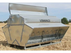 Feed Sheep and Livestock Easier with the Fully Galvanised Sheep Feeder from Vennings