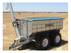 Strip Crops Easier and Quicker with Chaser Bins from Vennings