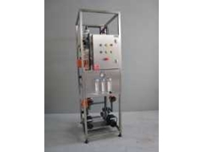 Commercial ultrafiltration water treatment units