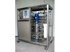 SS2-300 reverse osmosis system.