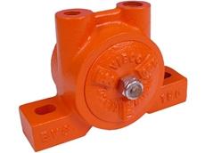 BVS-190 silent pneumatic turbine vibrator