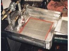 VIBCO BVS-130 silent pneumatic turbine vibrators