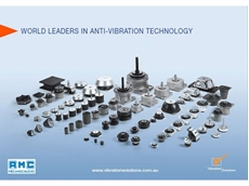 Anti-Vibration Mounts from Vibration Solutions