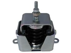 Anti seismic mini anti vibration mounts for small load applications