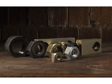 Security Locknuts from Vibration Solutions