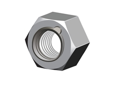 Security Locknut anti-vibration locknut