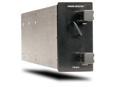 The FTB-9310 channel selector.