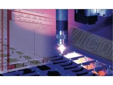 Vicon High Precision Plasma Cutting System
