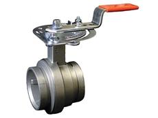Series 461 butterfly valve