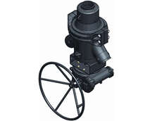 Victaulic Series 725 diverter valve