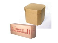 Heavy duty recyclable packaging