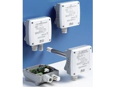 DELTA OHM HD37 series of CO2 temperature transmitters