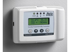HD46 humidity, CO2 and temperature controller