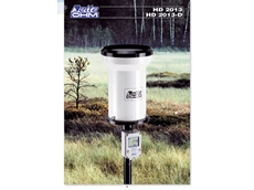 Delta OHM's HD2103 rain gauge stocked by W & B Instruments