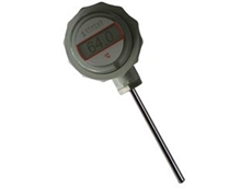 PP2640P temperature probe with battery powered display stocked by W & B Instruments