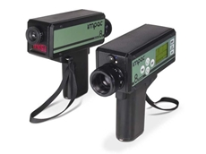 Series 8 portable digital pyrometers have a fast response time of 1 ms