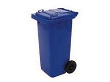 WJ Waste 240L Cardboard, Paper and General Waste Bins