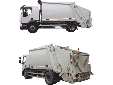 WJ Waste Rear Lift Garbage Truck for general waste