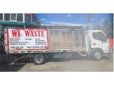 14m3 Tail Lift Truck used for rubbish removal and Load n' Go services