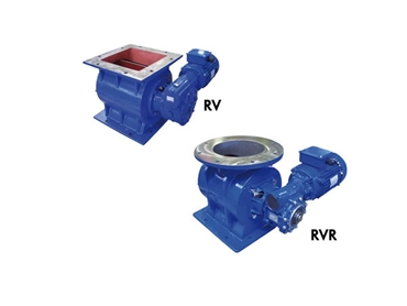 RV - RVR - Drop-Through Rotary Valves