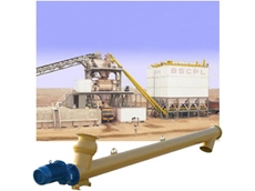 ES Screw Conveyors for Bulk Conveying from WAM Australia
