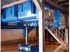 Equipment for discharging bulk materials from WAM Australia