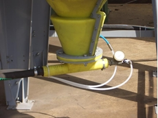 RECOFIL Pneumatic Conveying System for Dust Recovery from WAM