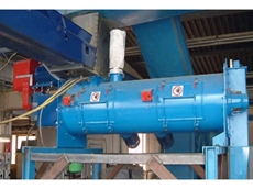 Safe innovative processing of carcinogenic waste thanks to MAP's continuous ploughshare mixer