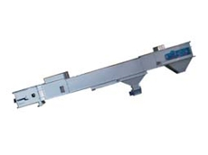 TCG chain conveyors are ideal for conveying dry solids